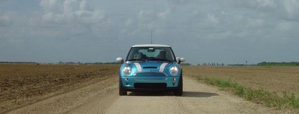 Picture of James Good's MINI Cooper S